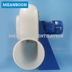 PP Plastic Anti Corrosive Radial Fan for Laboratory Ventilation pictures & photos