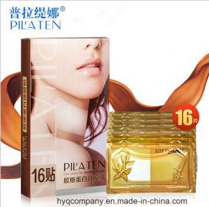 Pilaten Anti-Wrinkle 16PCS/Box Whitening Nourishing Moisturizer Mask Neck Skin Care pictures & photos