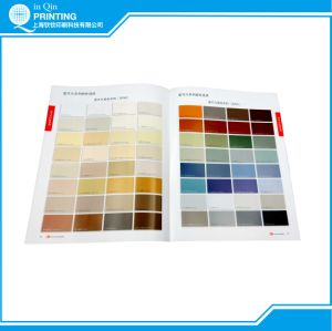 Deliver Fast Saddle Stitched Catalogue Printing pictures & photos
