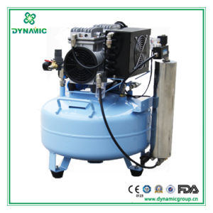 Small Silent Air Compressors with Air Dryer (DA5001D)
