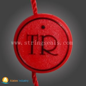 Garment Seal Tag with Logo pictures & photos