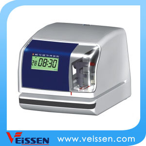 Electronic Time Stamp Machine with Ribbon