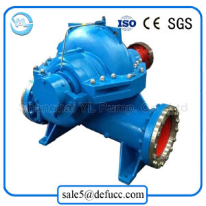 Double Suction Axial Split Volute Casing Drainage Centrifugal Pump pictures & photos