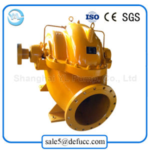 High Efficiency Heavy Flow Double Suction Centrifugal Water Pump pictures & photos