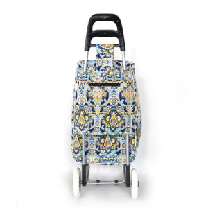 Two Wheels Foldable Trolley Bag