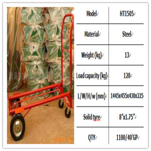 Good Material Hand Trolley pictures & photos