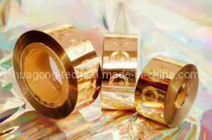 Registered Customized Holographic Hot Stamping Foil