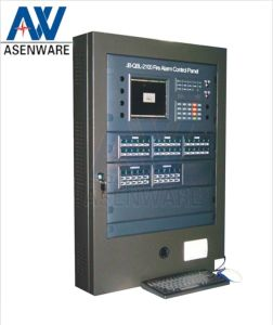 Asenware Addressable Fire Alarm System for Large Office Building pictures & photos