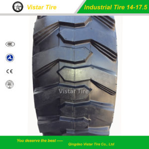 Bobcat Excavator Loader Skid Steer Tyre (12-16.5, 14-17.5, 15-19.5) pictures & photos