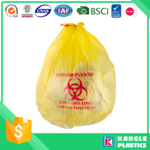 Factory Price Plastic Autoclavable Biohazard Waste Bags pictures & photos