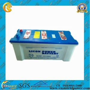 New Item JIS Standard Dry Charge Car Battery 12V150ah pictures & photos