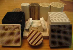 Good Heat Resistance Ceramic Honeycomb Heater 150X150X150mm pictures & photos