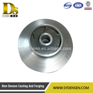 OEM Stainless Steel Flow Housing Precision Casting Machinery Part pictures & photos
