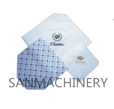 High Speed Double Channel Embossing Napkin Paper Folding Machine Napkin Paper Folder pictures & photos