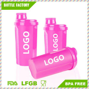 Eco-Friendly Material Whey Protein Shaker Bottle From Bottle Factory pictures & photos