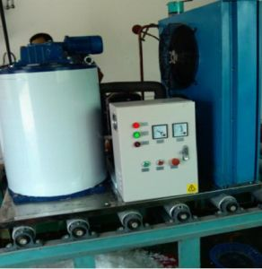 CE Approved Commercial Ice Plant, Flake Ice Machine Equipment pictures & photos