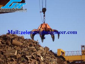 Orange Peel Grab Steel Scrap Grab pictures & photos