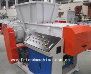New Type Plastic Single Shaft Shredder (WT) pictures & photos