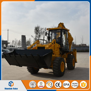 China Mini Digging Excavator Mini Backhoe Loader Mr30-25 Mini Digging Machine pictures & photos