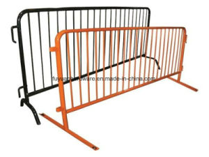 Heavy Duty Traffic Used Crowd Control Barrier pictures & photos