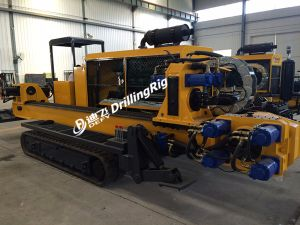 32 Tons Large Crawler Mounted Trenchless HDD Drilling Rig pictures & photos