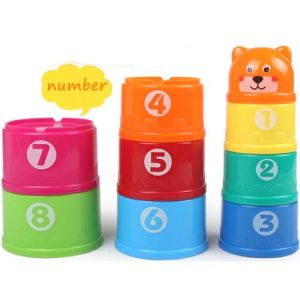 Non-Toxic PP Cup Kids Games (10216871) pictures & photos