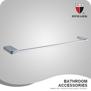 Himark Bathroom Accessory Manufacturer Supply Single Towel Bar