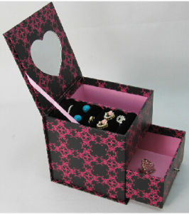 Printing Paper Lady Charms Storage Box pictures & photos