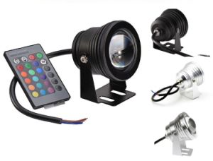DC12V 10W RGB LED Motorcycle Headlight pictures & photos