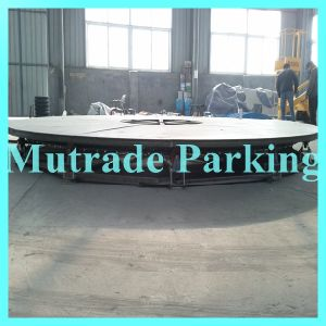 Car Turning Plate for Parking System Automated Turntable System pictures & photos