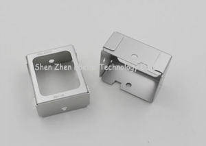 Customized Laser Cutting Bending Part Aluminum Part OEM Manufacturer pictures & photos