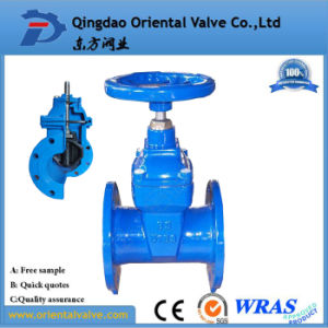 "Ductile Iron/Cast Iron 2"" Inch Flange Stem Gate Valve Manufacturer pictures & photos"
