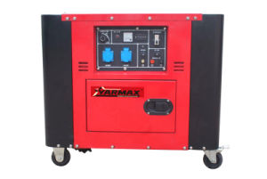 Ultra Silent Diesel Generator Lowest Noise Level 62dB pictures & photos