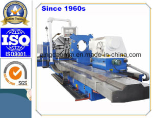 Heavy Duty Horizontal CNC Lathe for Turning Grinding Mill Cylinders (CG61160) pictures & photos