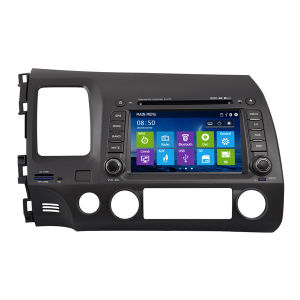 Special Car DVD Player with GPS 3G for Honda Civic 2006-2011 (IY0902)