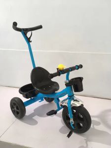 China Kids Baby Tricycle Bike Ride on Toys Scooter Three Wheeler Stroller Hl pictures & photos