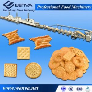 Wenva Small Biscuit Machine Price pictures & photos