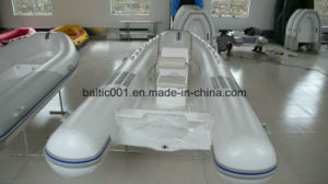 Assault Bay Fishing Fiberglass Inflatable Boats 470 Ce pictures & photos