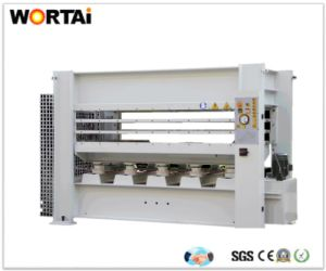 Wood Door Hydraulic Hot Press Machine for Woodworking pictures & photos