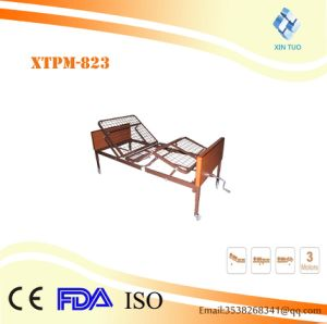 Superior Quality Semi-Electric Three-Function Care Bed pictures & photos