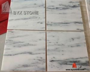 Polished Carrara White Marble Stone Wall Tile for Floor pictures & photos