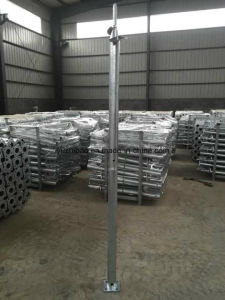 Galvanizing Ground Anchor/ Screw Pile / Galvanized Screw / Ground Screw pictures & photos