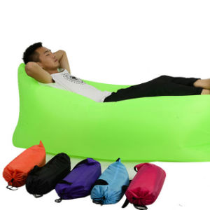 Best Selling Outdoor Portable Beach Lounge Chair Inflatable Lazy Bed pictures & photos