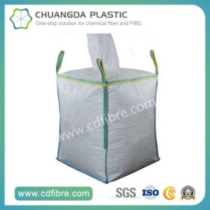 Flat Bottom Polypropylene Big Bag with Baffle Fabric Inside pictures & photos