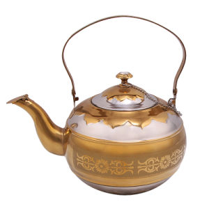 High Quality Stainless Steel Induction Tea Pot pictures & photos