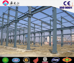 Customized High Quality Low Cost Steel Shed pictures & photos