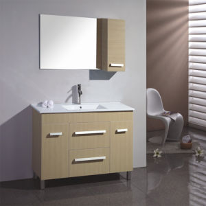 Melamine Surface Bathroom Vanity with Good Quality (SW-PB162) pictures & photos