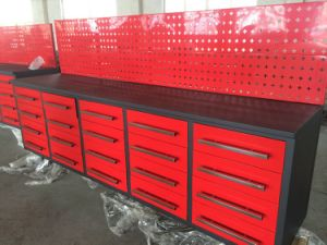 Heavy Duty Power Coating Roller Metal Tool Box pictures & photos