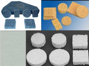 Ceramic Foam Filter for Metal Casting pictures & photos