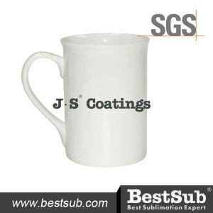 Js Coatings Sublimation Mugs 10oz Bone China Mug BGF pictures & photos